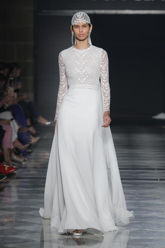 Barcelona Bridal Fashion Week 13 - Vestidos de noiva Rosa Clará 2020
