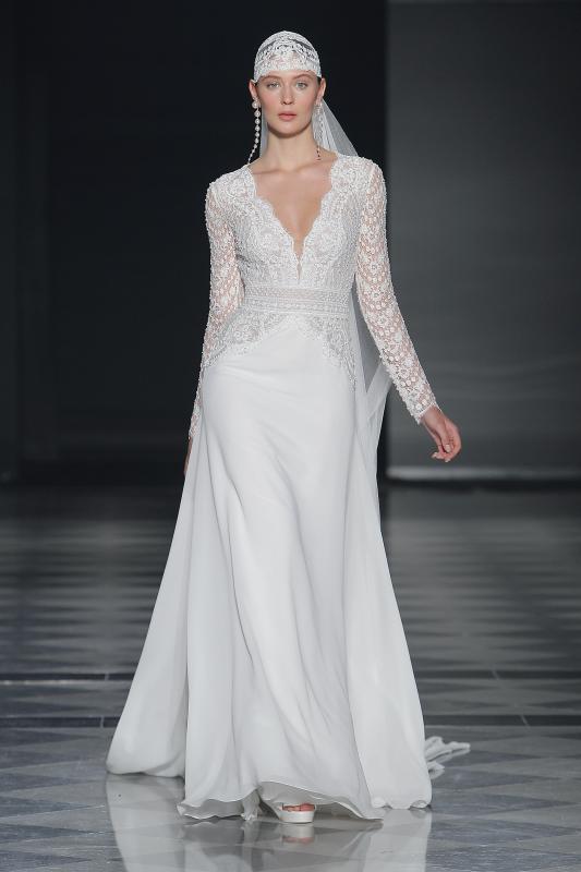 Barcelona Bridal Fashion Week 14 - Vestidos de noiva Rosa Clará 2020
