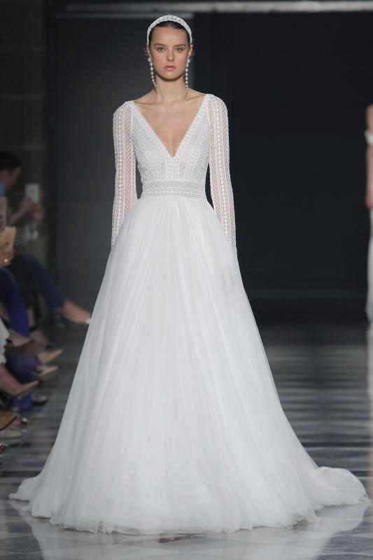 Barcelona Bridal Fashion Week 17 - Vestidos de noiva Rosa Clará 2020