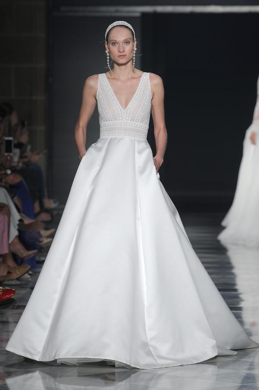 Barcelona Bridal Fashion Week 20 - Vestidos de noiva Rosa Clará 2020
