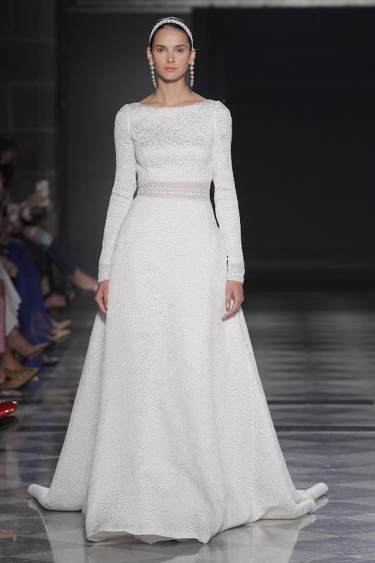 Barcelona Bridal Fashion Week 26 - Vestidos de noiva Rosa Clará 2020