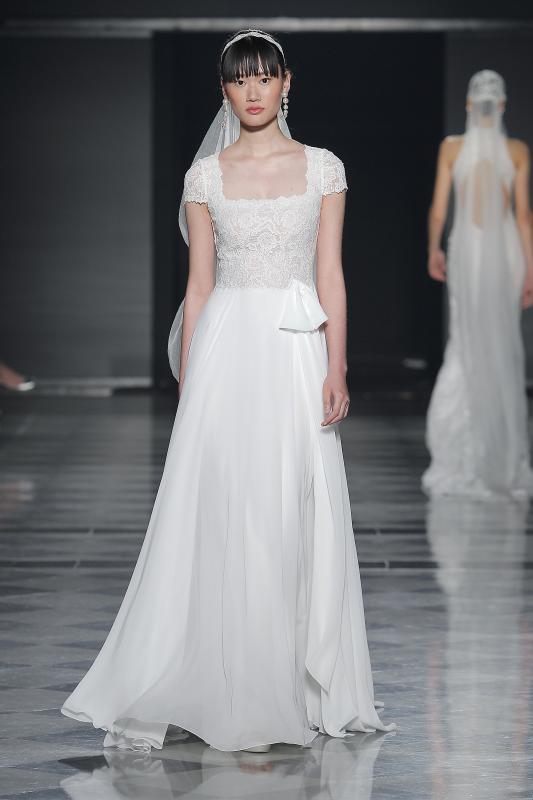 Barcelona Bridal Fashion Week 5 - Vestidos de noiva Rosa Clará 2020