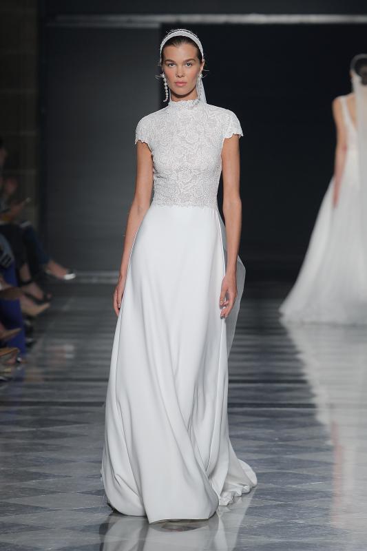 Barcelona Bridal Fashion Week 6 - Vestidos de noiva Rosa Clará 2020