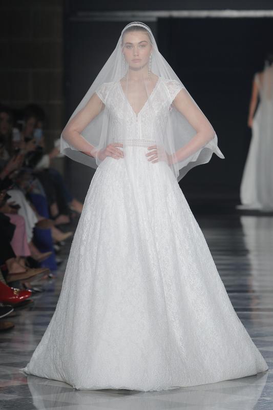 Barcelona Bridal Fashion Week 7 - Vestidos de noiva Rosa Clará 2020