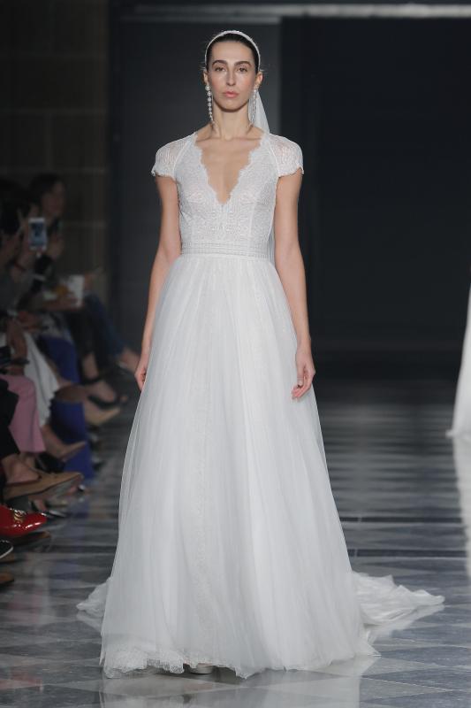 Barcelona Bridal Fashion Week 9 - Vestidos de noiva Rosa Clará 2020
