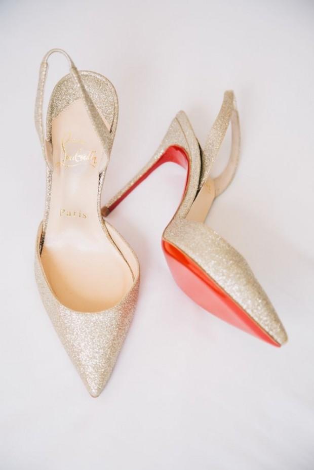Christian Louboutin Photo via Pinterest - 10 das marcas de sapatos mais populares entre as noivas