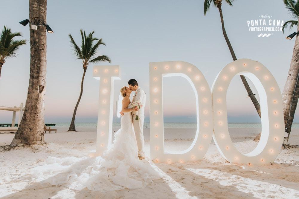PUNTA CANA Créditos Punta Cana Photographer - 12 locais de sonho para Destination Wedding