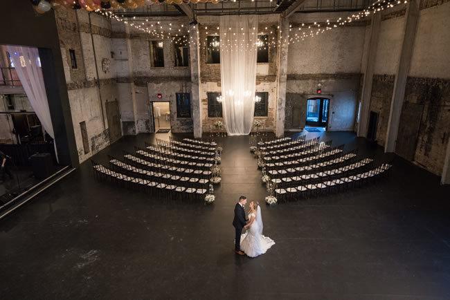 Robert Evans Studios - 10 Inspirações para Casamento Industrial Chique