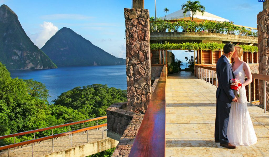ST LUCIA Créditos Jade Mountain Resort 1024x597 - 12 locais de sonho para Destination Wedding