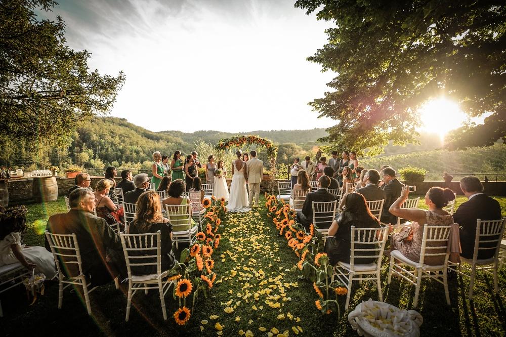 TUSCANY Créditos Wedding Venues in Tuscany - 12 locais de sonho para Destination Wedding