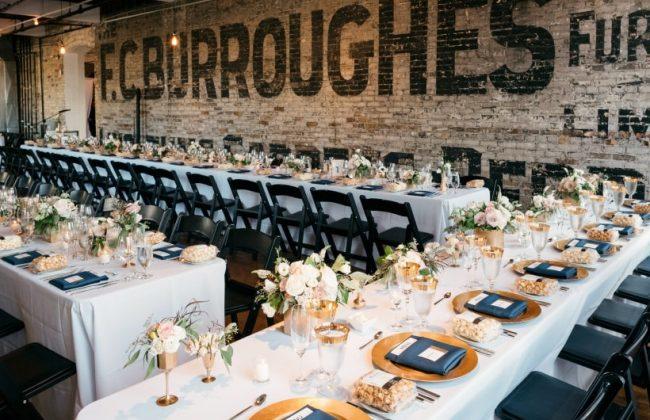 Toronto Wedding Studios 1 650x420 - 10 Inspirações para Casamento Industrial Chique