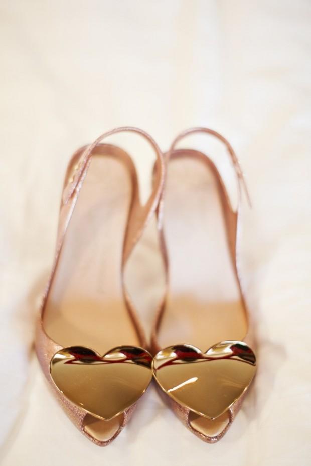Vivienne Westwood Melissa - 10 das marcas de sapatos mais populares entre as noivas