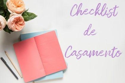 capa checklist download - Checklist do Casamento | Free Download