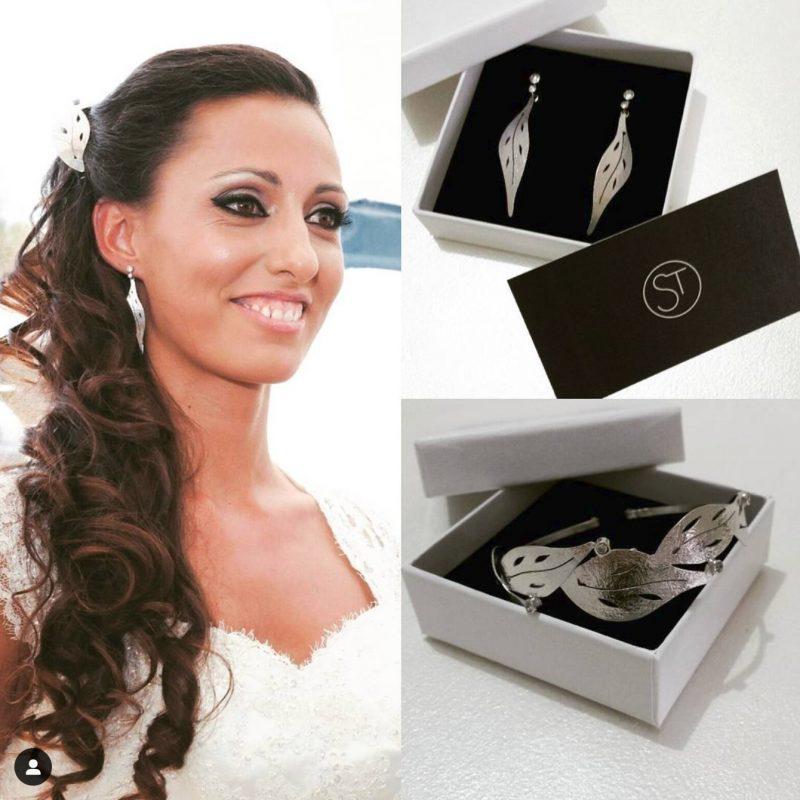 sofia3 1 800x800 - Brincos para noiva de Sofia Tregeira Joalharia de Autor