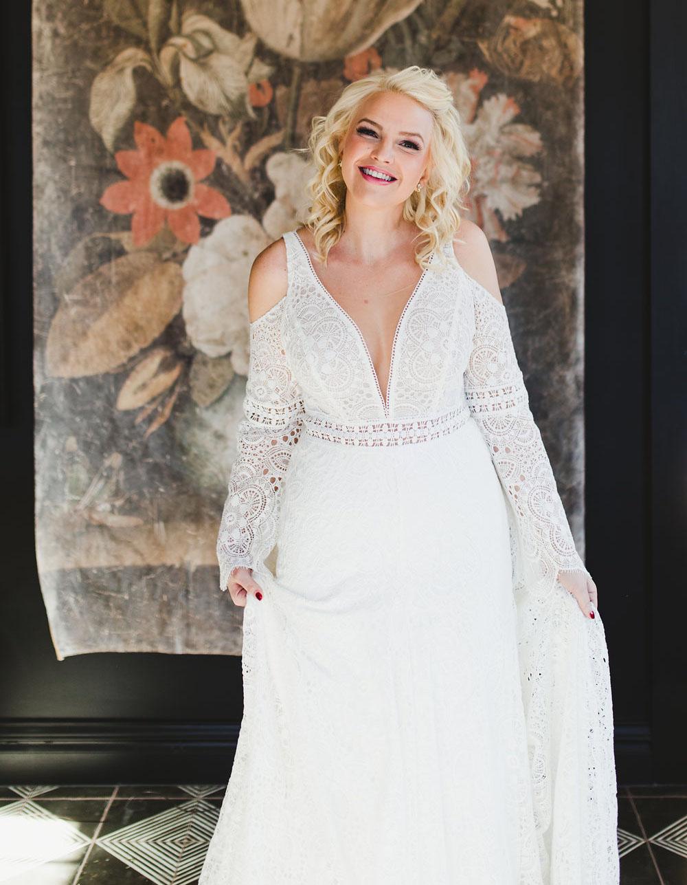 11 Foto Anna Boardman Photography - Vestidos de Noiva Boho plus size
