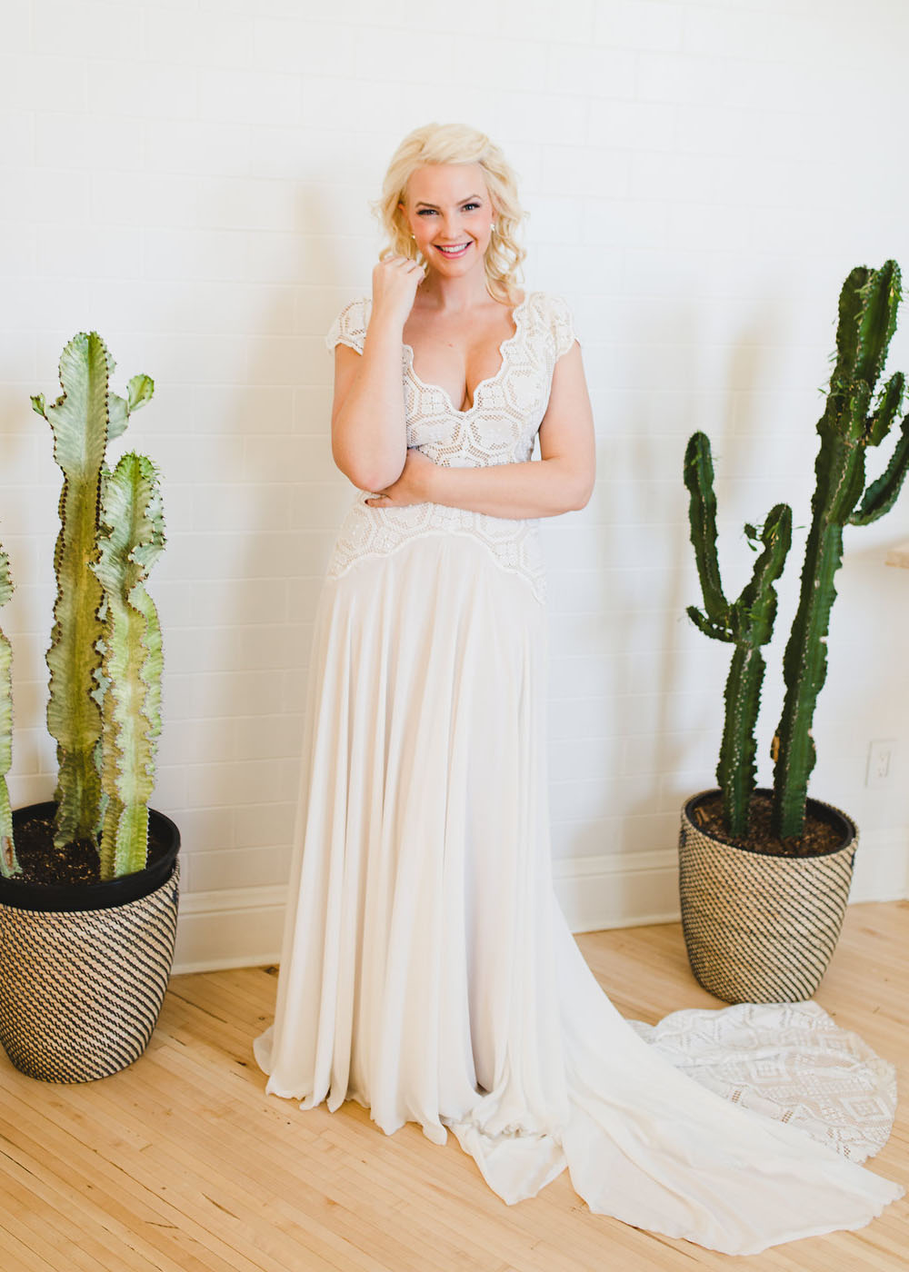 12 Foto Anna Boardman Photography - Vestidos de Noiva Boho plus size