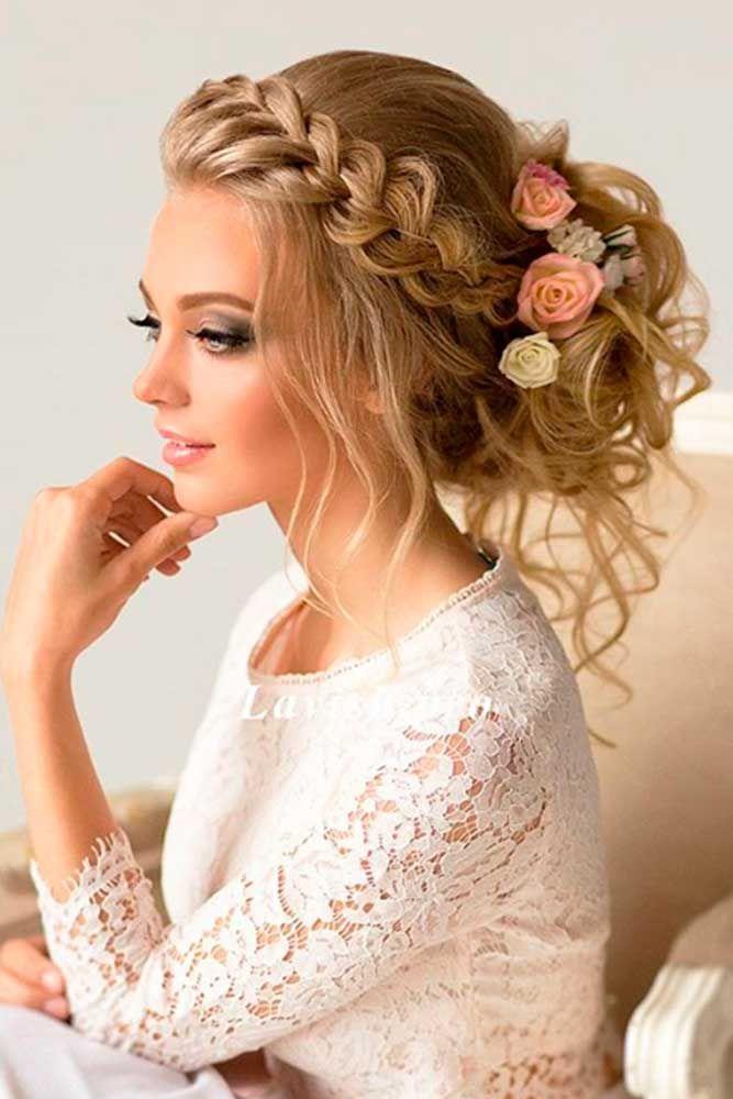 Foto via Pinterest4 1 - Inspirações de penteados para noiva boho