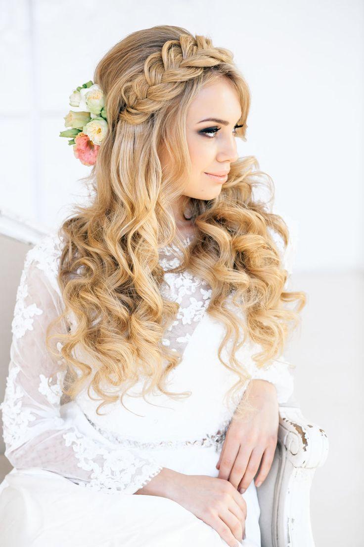 Foto via Pinterest6 1 - Inspirações de penteados para noiva boho