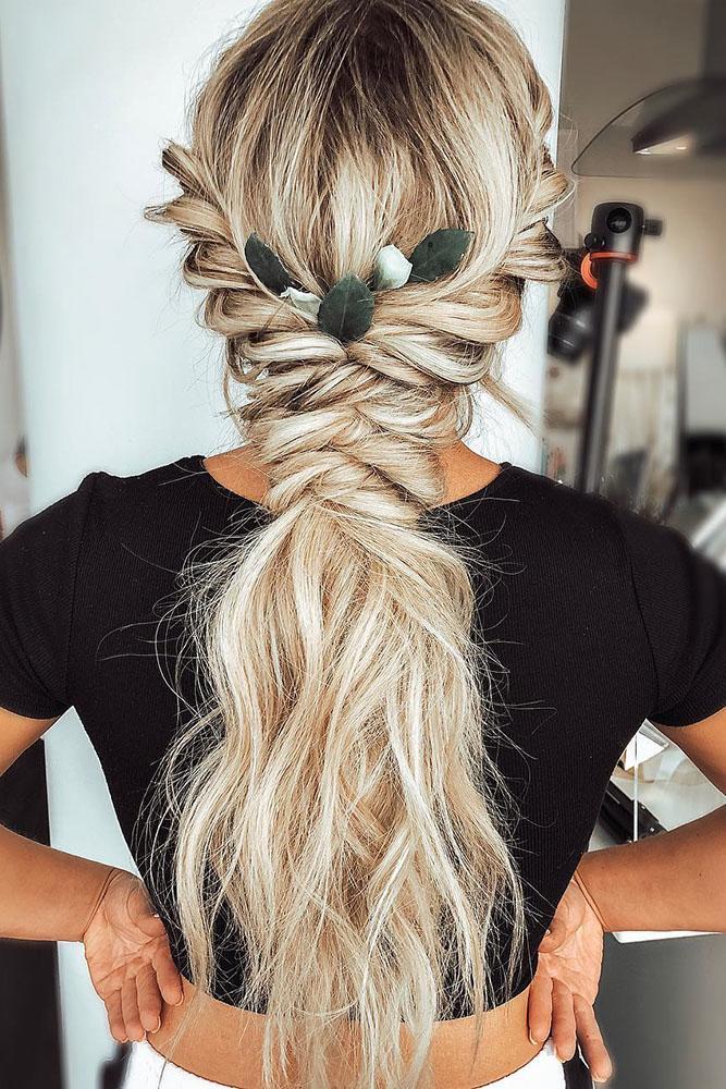 blohaute via Instagram - Inspirações de penteados para noiva boho