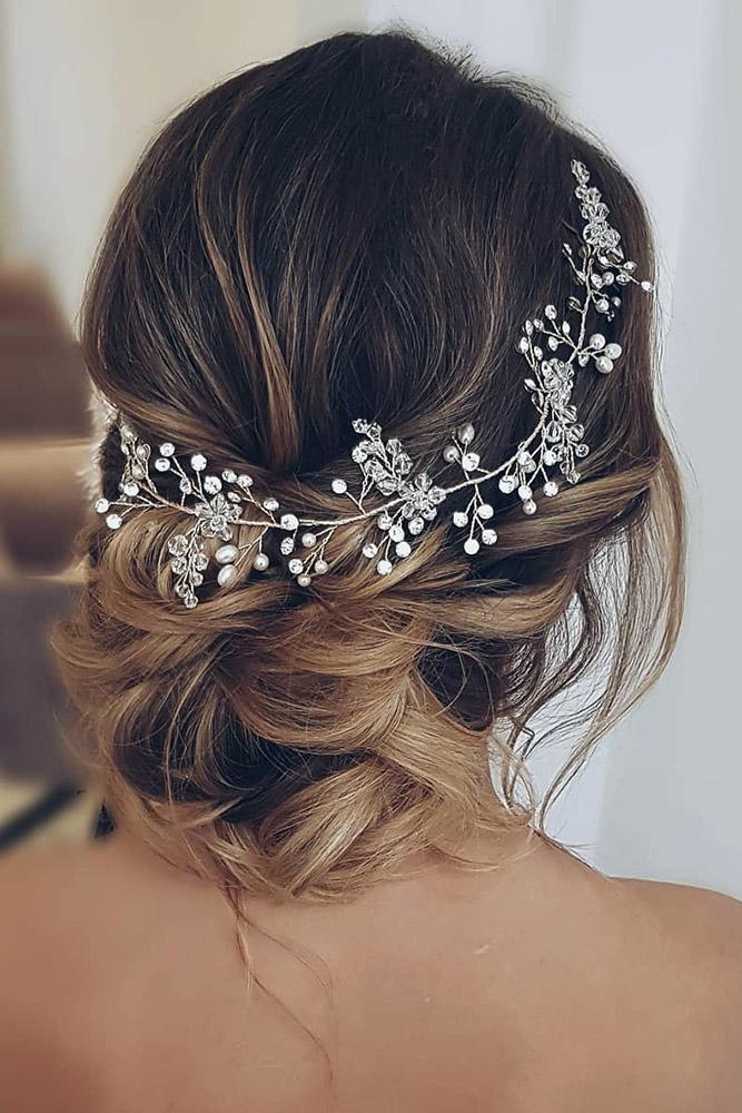 hairbyhannataylor via Instagram - Inspirações de penteados para noiva boho