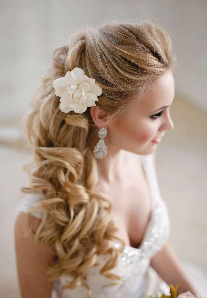 moda y novias - Inspirações de penteados para noiva boho