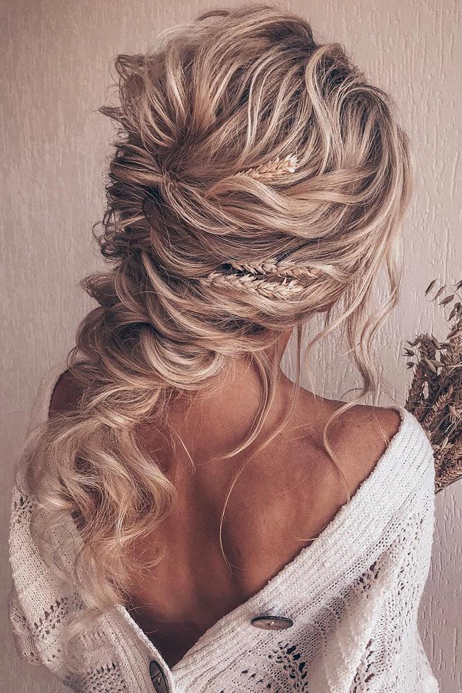 tanya ilyasevich via Instagram - Inspirações de penteados para noiva boho