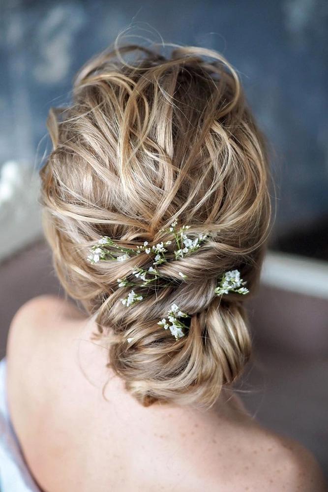 tanyaborisovacom via Instagram - Inspirações de penteados para noiva boho