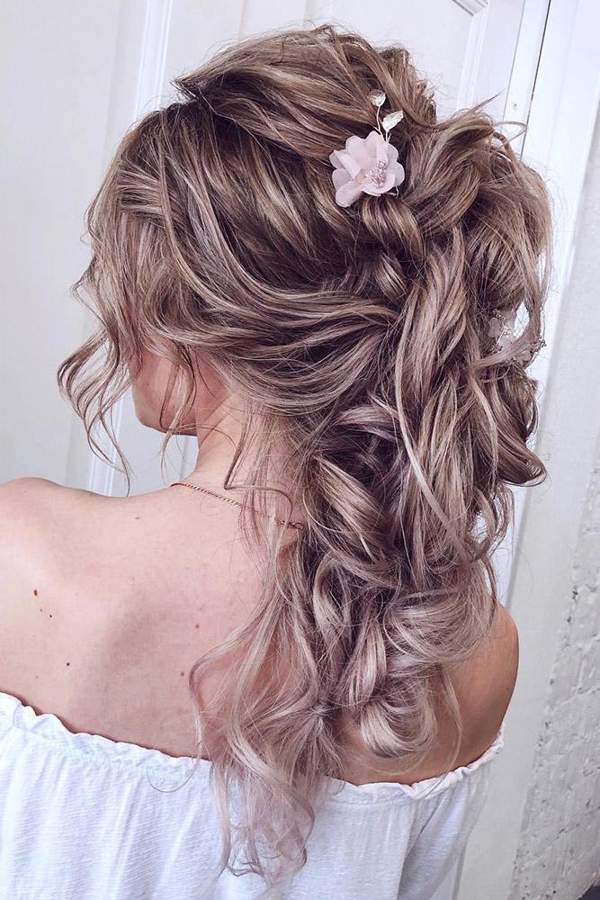 veronika belyanko via Instagram - Inspirações de penteados para noiva boho