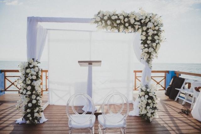 Nephtalie 11 650x434 640x480 - Destination Wedding Nephtalie ♥ Michael