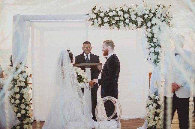 Nephtalie 185 2 650x432 - Destination Wedding Nephtalie ♥ Michael