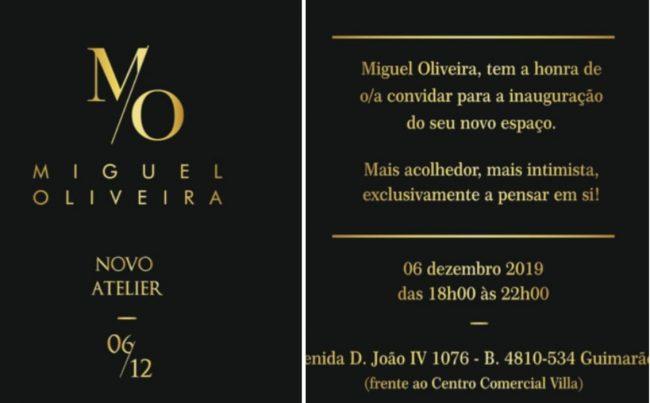 convite 650x403 - Inauguração do atelier