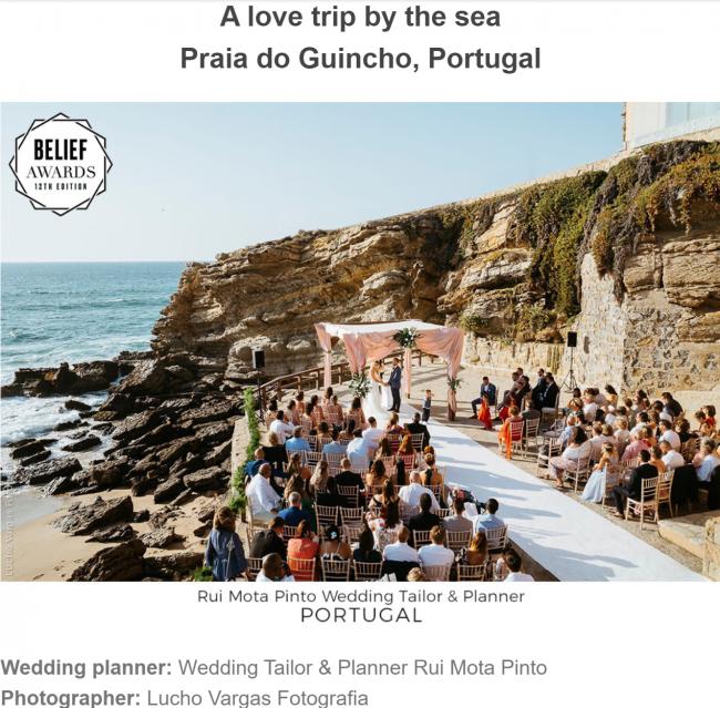 A love trip by the sea 650x639 - 54,6% dos Casamentos em Portugal foram adiados após Covid-19