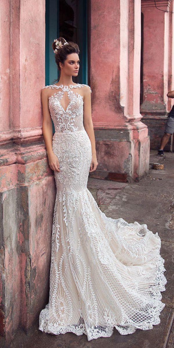 6LorenzoRossi - Vestidos de noiva românticos: Inspirações