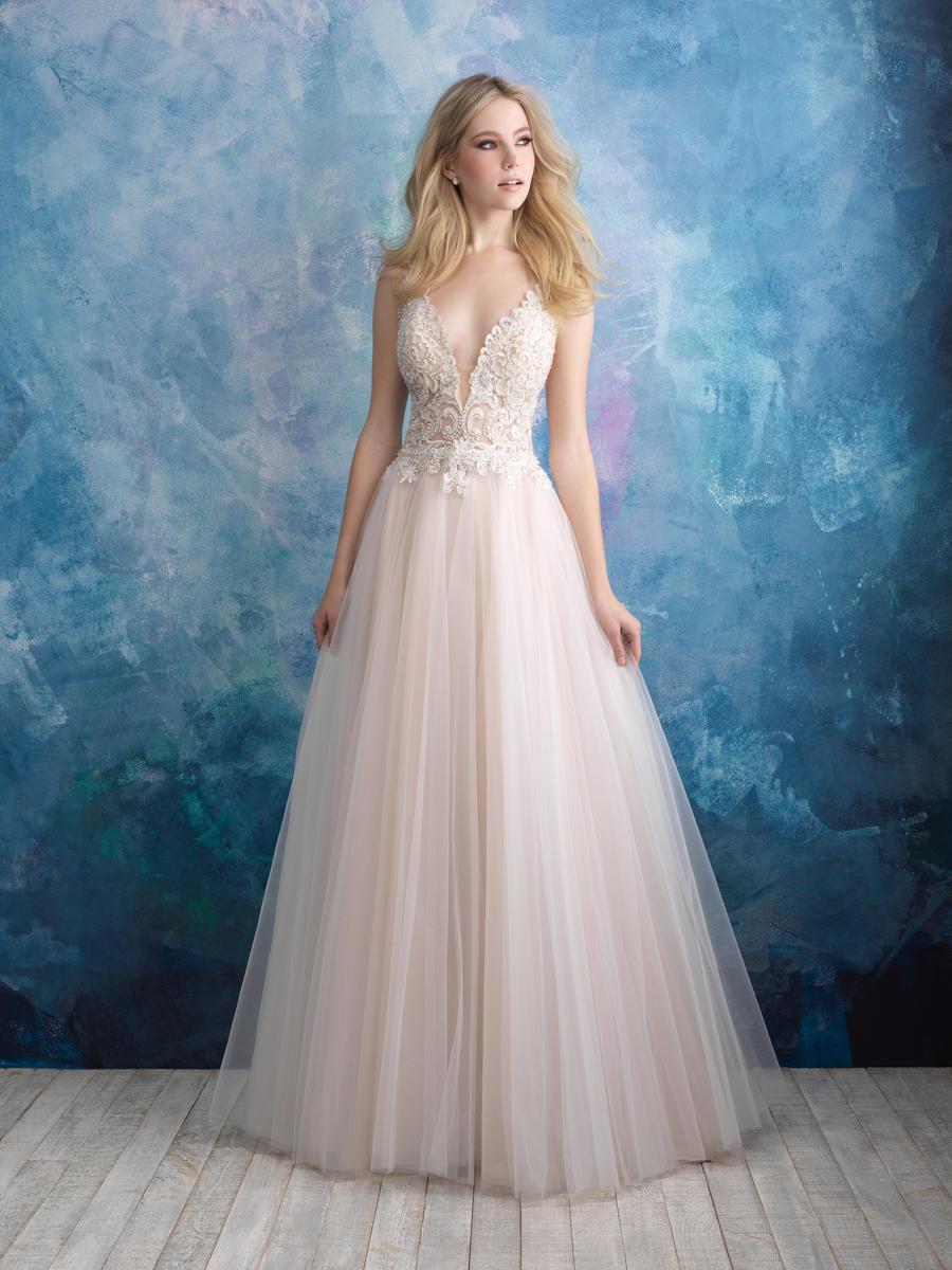 Allure Bridals - Vestidos de noiva românticos: Inspirações