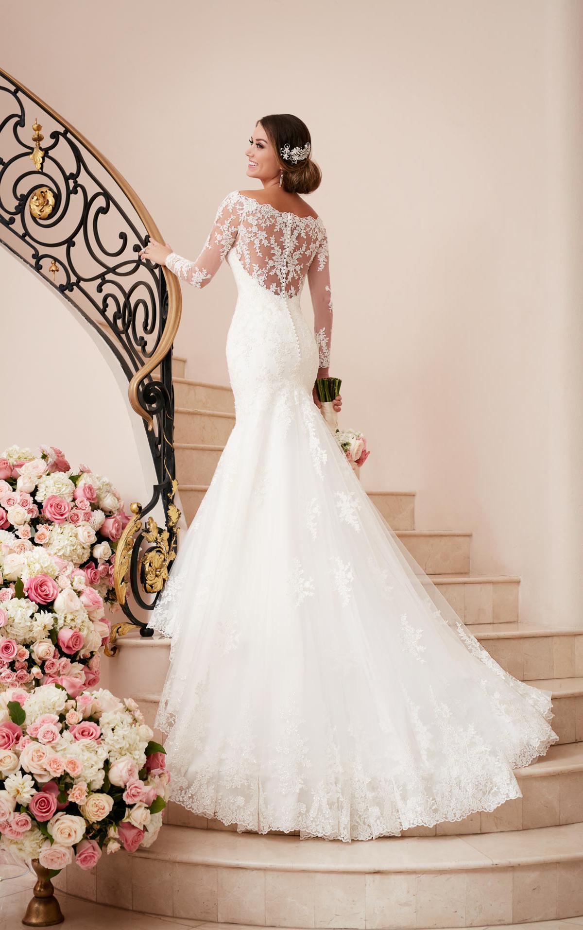 Essence Designs1 - Vestidos de noiva românticos: Inspirações