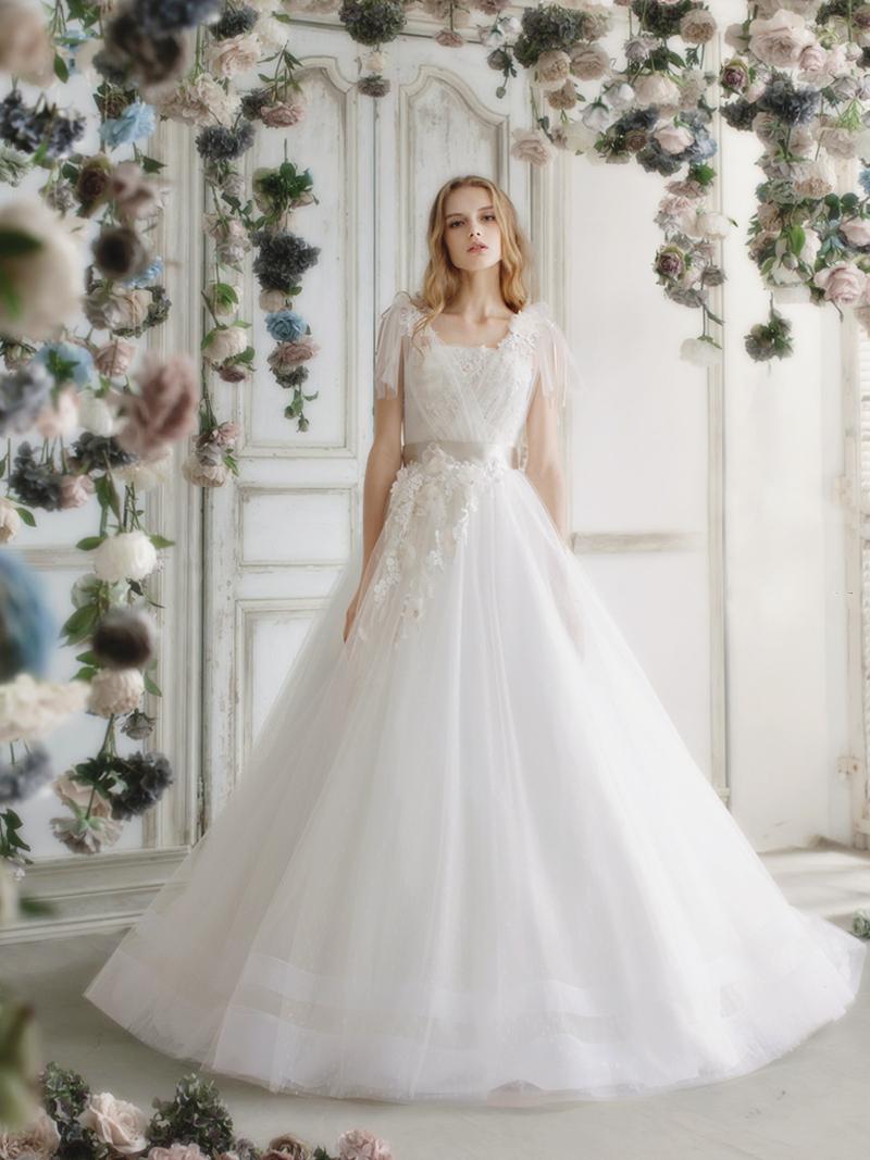 Hardy Amies London - Vestidos de noiva românticos: Inspirações