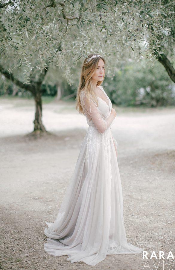 Rara avis4 - Vestidos de noiva românticos: Inspirações