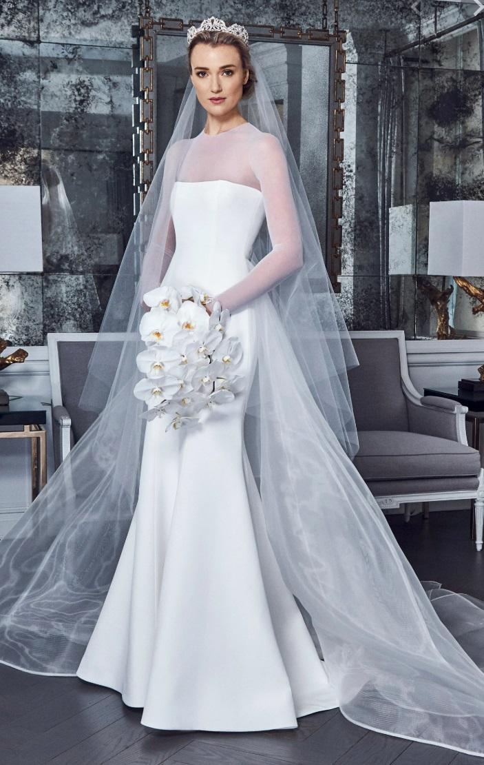 Romona Keveza - Vestidos de noiva românticos: Inspirações