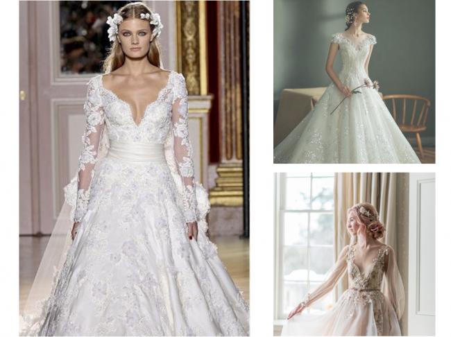 capa 650x486 - Vestidos de noiva românticos: Inspirações