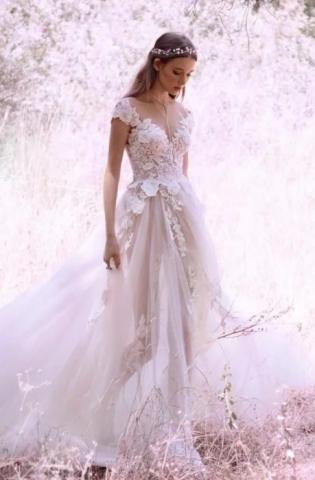 Vestido: Galia Lahav