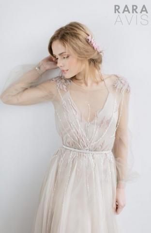 Vestido: Rara Avis