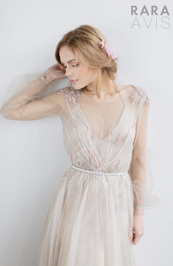 rara avis - Vestidos de noiva românticos: Inspirações